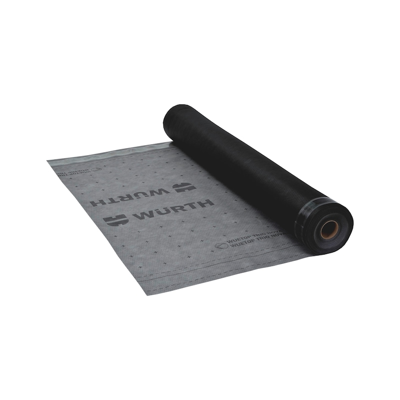 Membrane sous-toiture et film de protection pour toit WÜTOP<SUP>®</SUP> Trio Nova - 2