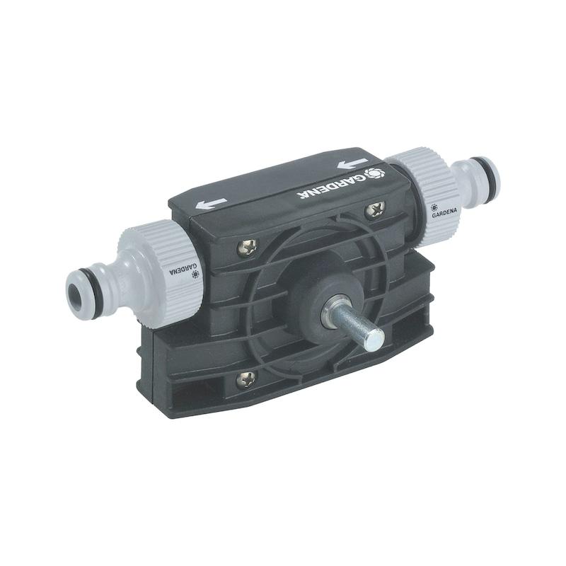 Bohrmaschinenpumpe  Gardena - BOMAPUMP-SCHWARZ/GRAU-2400L/H