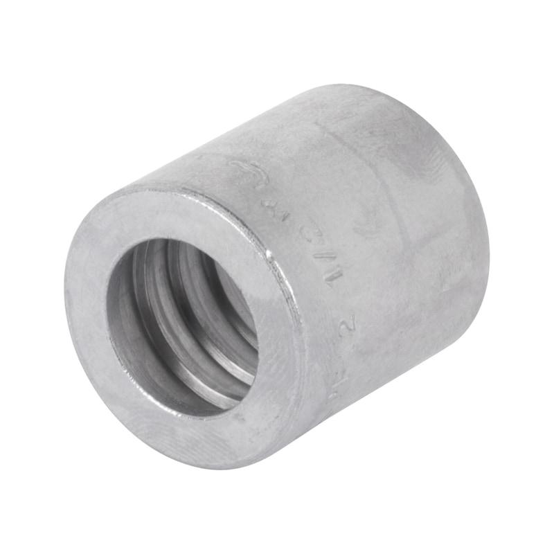 Boccola a pressare bassa pressione  - BOCCOLA-4SP-DN19-3/4