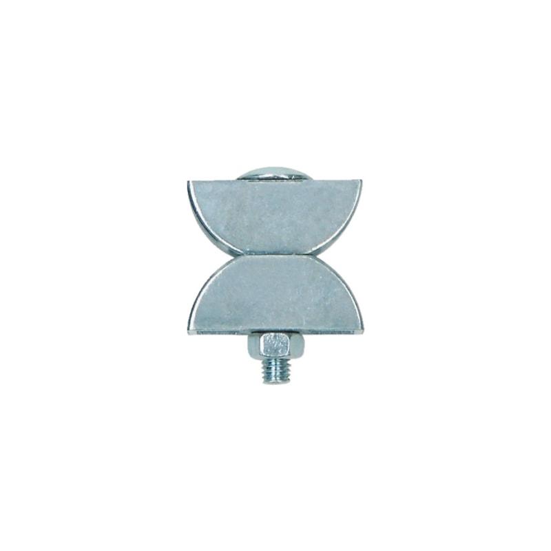 Plattenverbinder kurz - 1