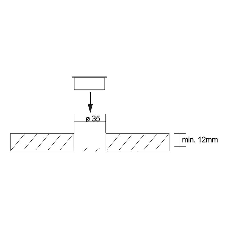 Elektronischer Schalter - 2