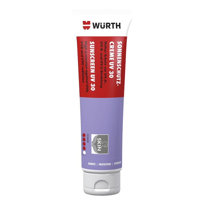 Sonnenschutzcreme UV 30 - HAUTSHTZCREM-(SONNENSCHUTZ-UV30)-100ML