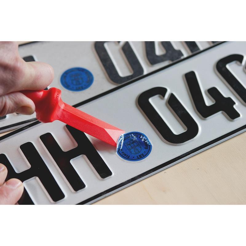 Kunststoff-Schaber - 4