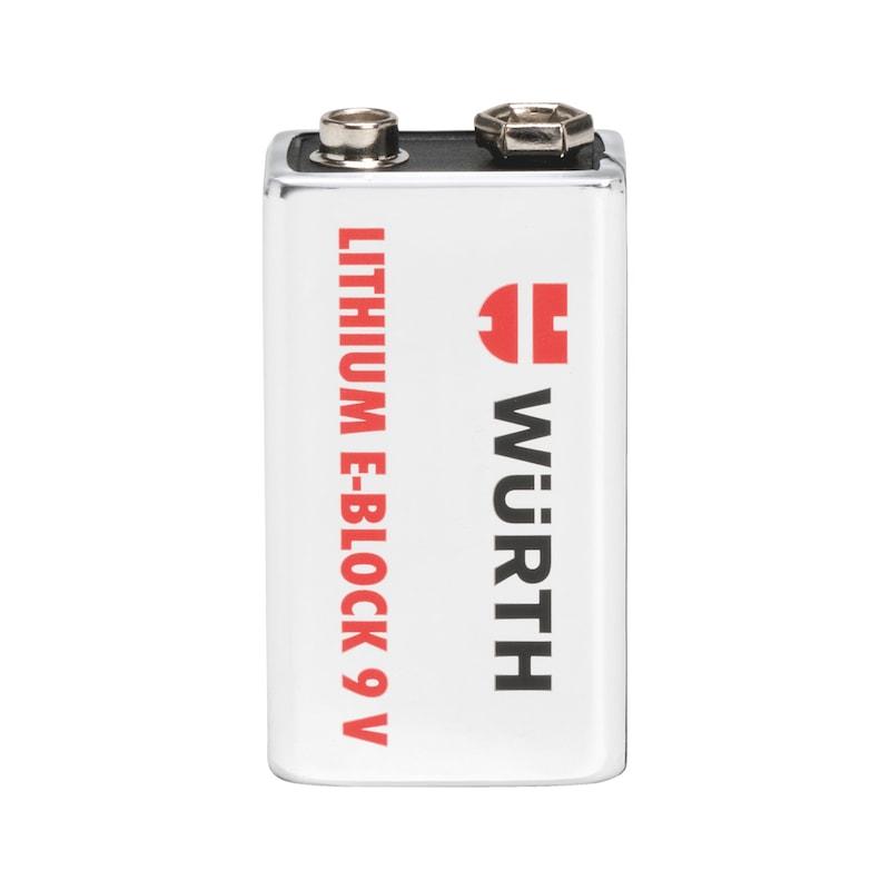 Lithium E-Block Batterie