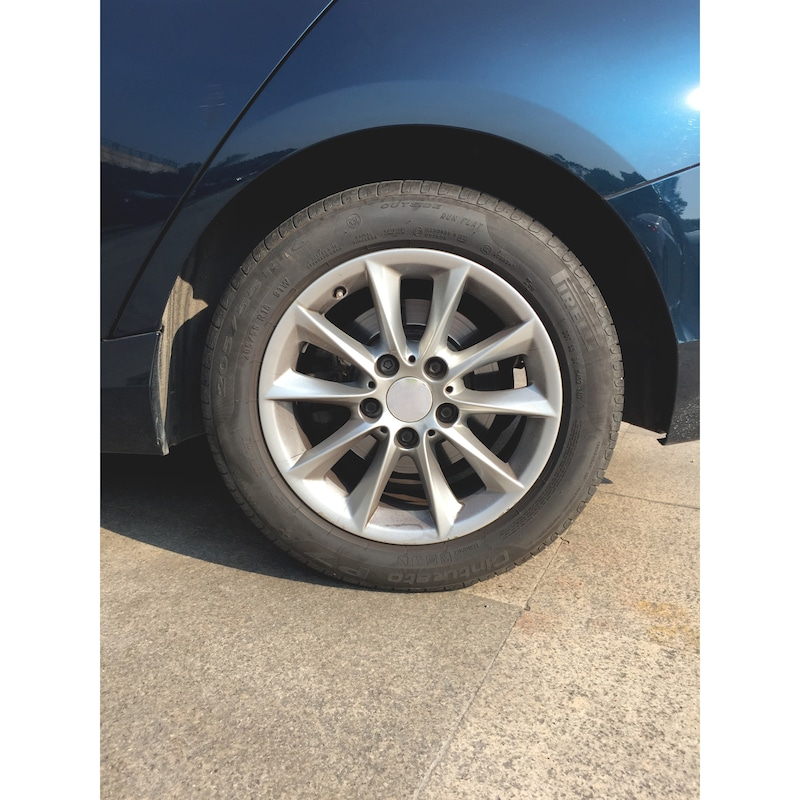タイヤフォーム - タイヤフォーム シルクマット 500ML
