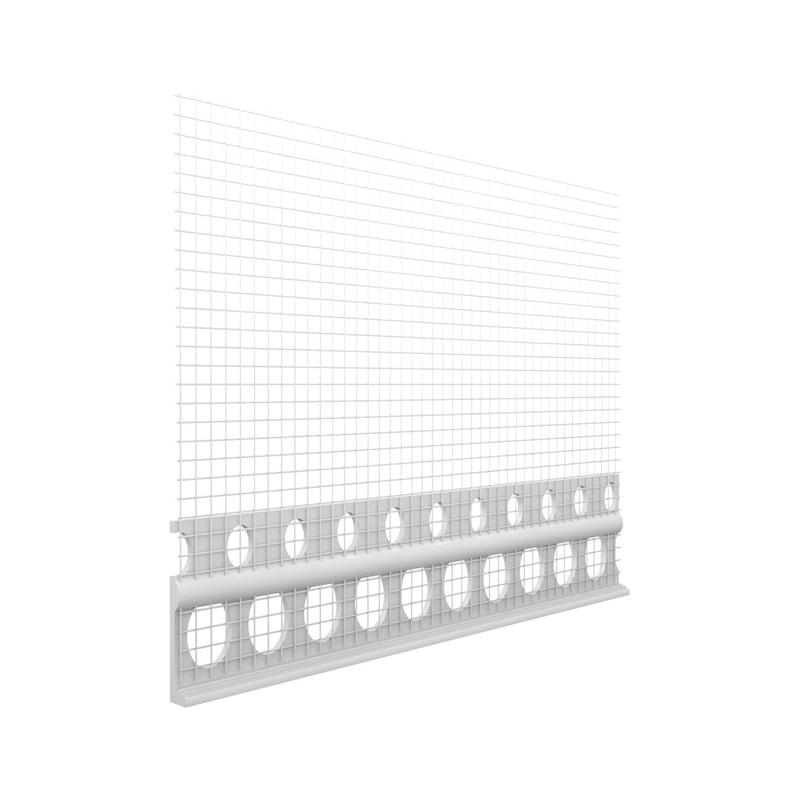 Profilo di partenza verticale con bordo di regolazione - 1