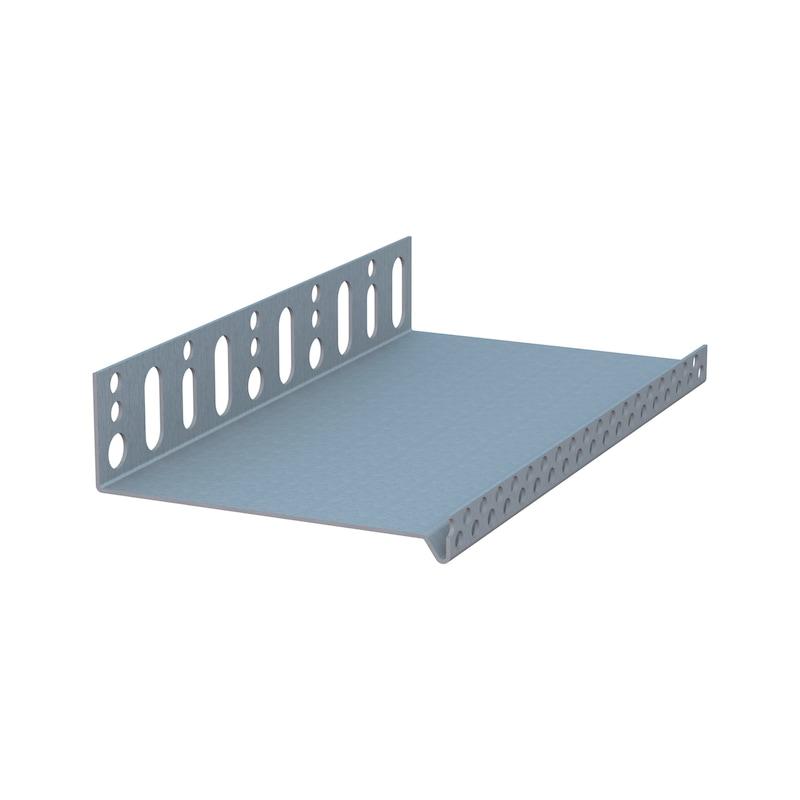 Perfil de arranque, alumínio - 1