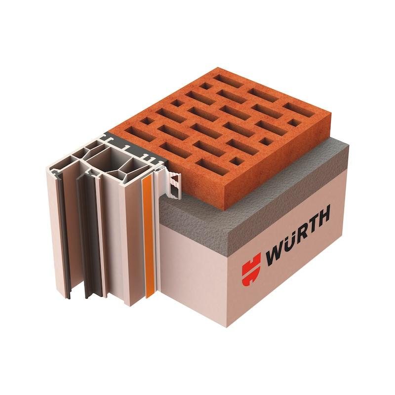 Anputzdichtleiste 3D Smart - 2