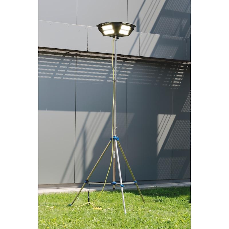 LED-Grossflächenleuchte WGL 1 360° 40000 Lumen - 0