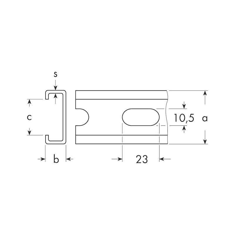 Profilato in acciaio  - 2