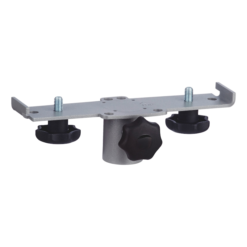 Stativ-Anbindung DIN-Zapfen 30 mm
