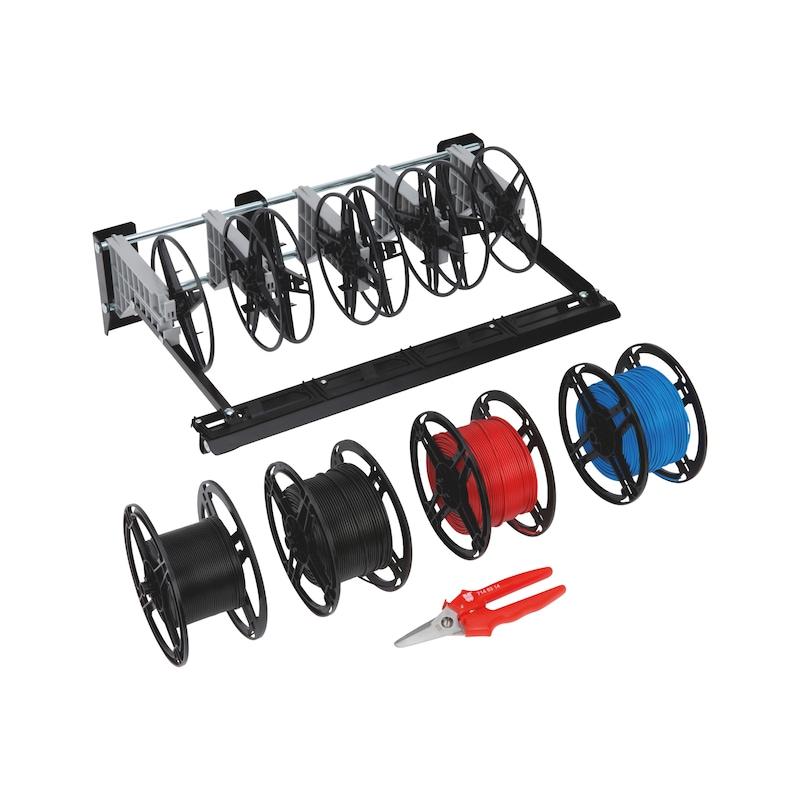 ORSY<SUP>®</SUP> 10 Abrollsystem für Fahrzeugleitungen FLRY - 1