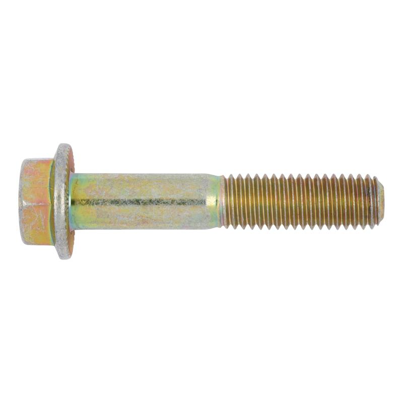 Oceľ W-0273, žltá galvanizovaná, 100 - SKR-RIPP-FLG-100-WS10-(A2C)-M6X16