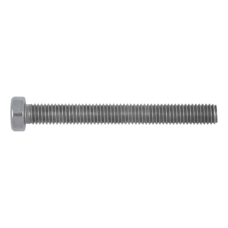 DIN 7984ステンレススチールA2プレーン - 低頭六角穴付ボルト DIN7984 A2/70 IS5 M8X20