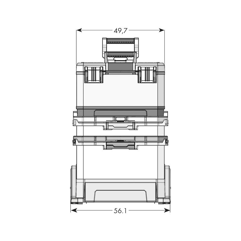 Wózek do skrzyni narzędziowej - 2