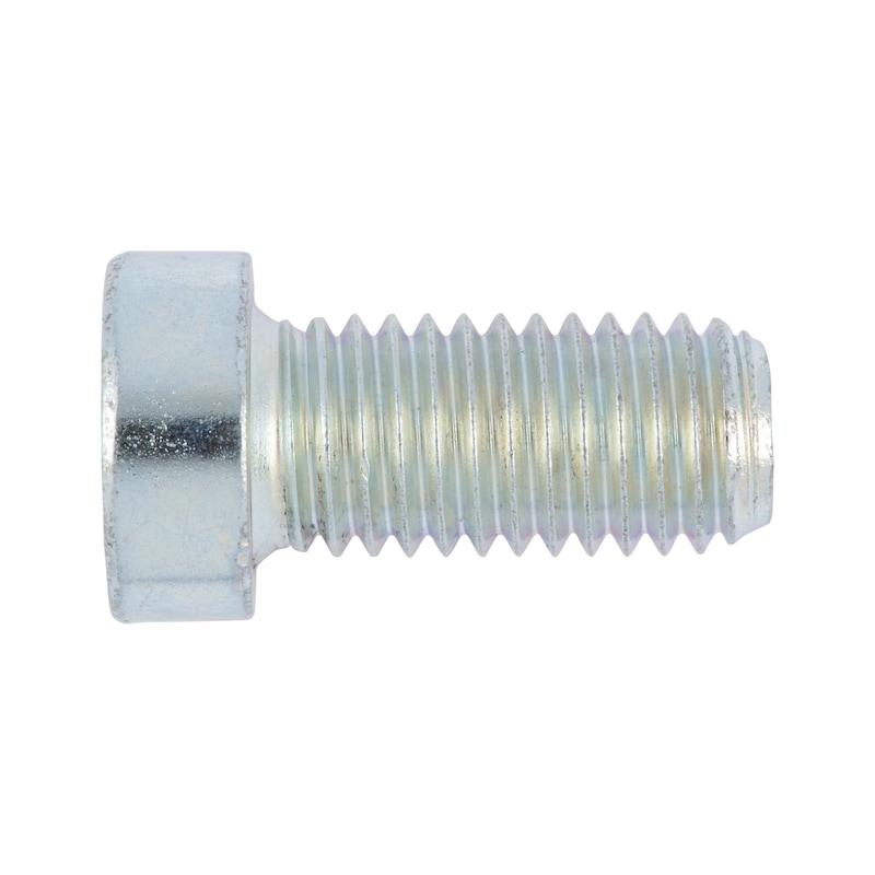 Zylinderschraube mit Innensechskant und niedrigem Kopf - 1
