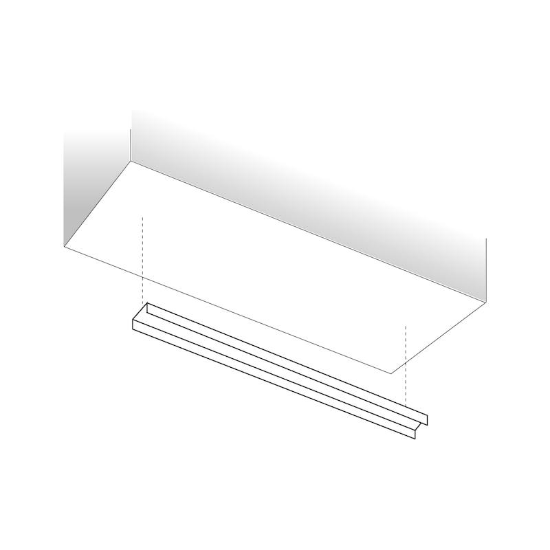 Profilé de LED en aluminium - 4