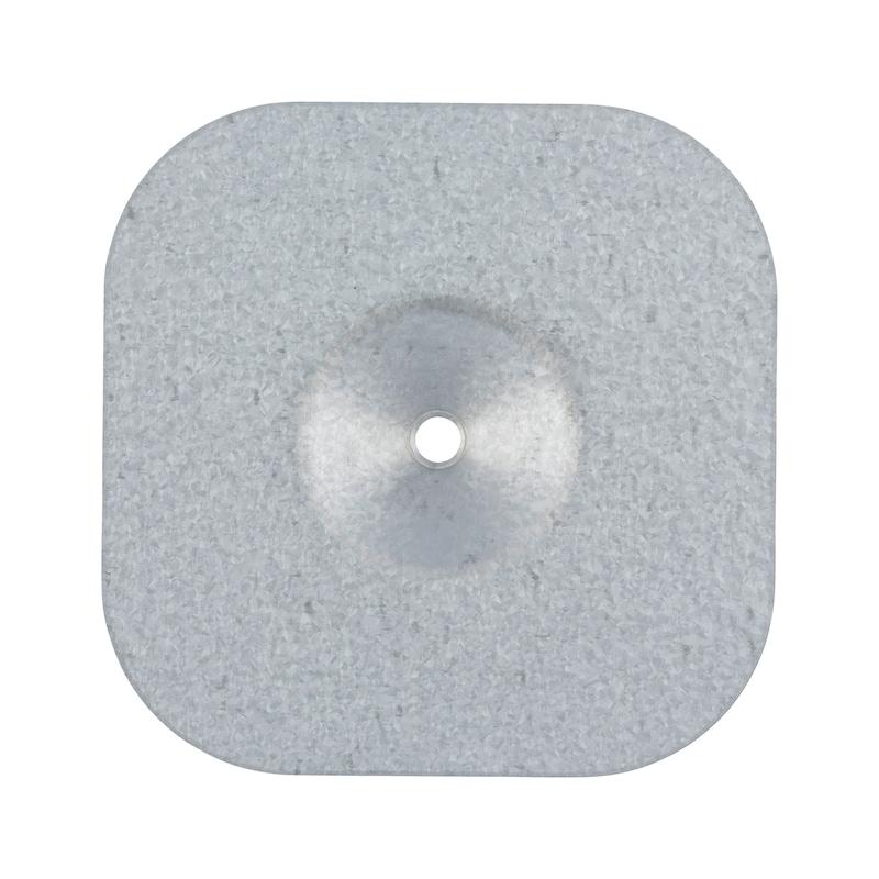 Rondelle d'appui pour vis de construction de toit
