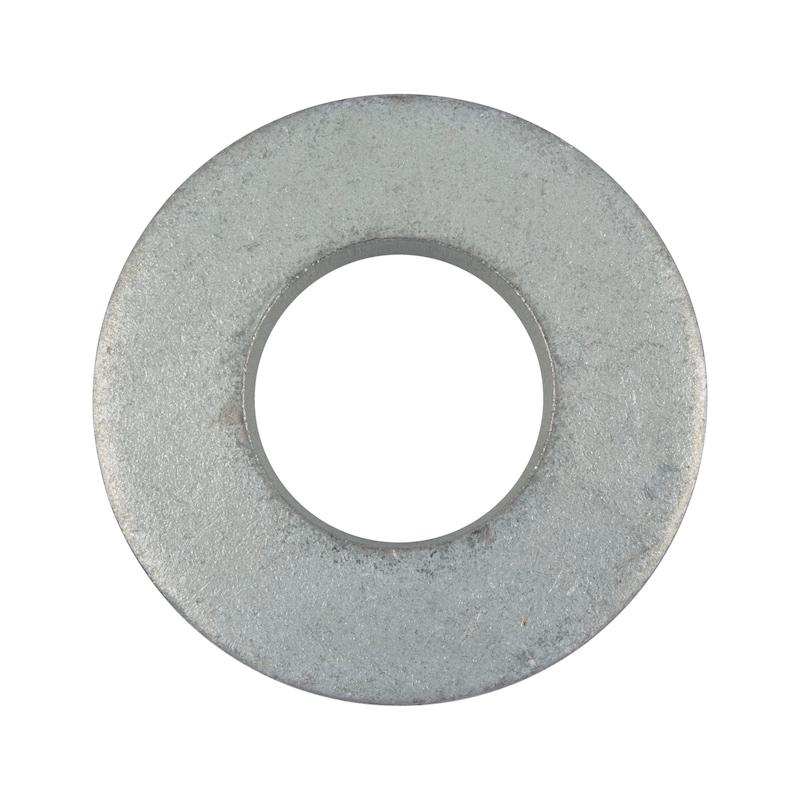 スプリングワッシャー - コニカルワッシャー ユニクロ DIN6796
