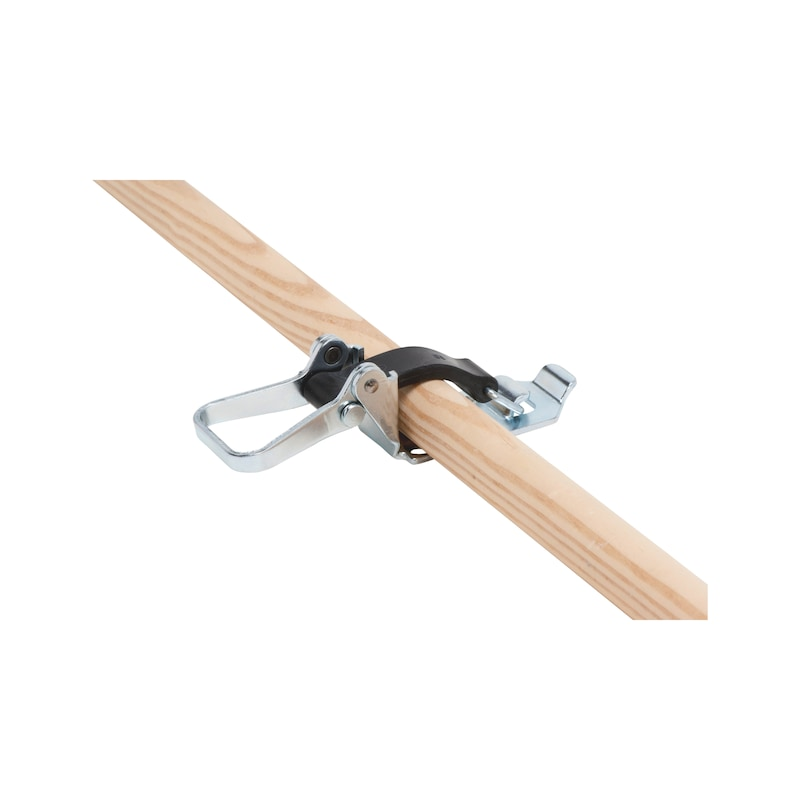 Mounting bracket - LODSECCLMP-VEH-(30-40MM)