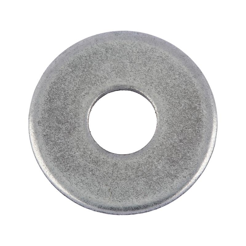 Ring met grote buitendiameter - 1