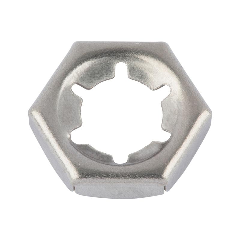 Sicherungsmutter - MU-SI-DIN7967-A2-SW24-M16