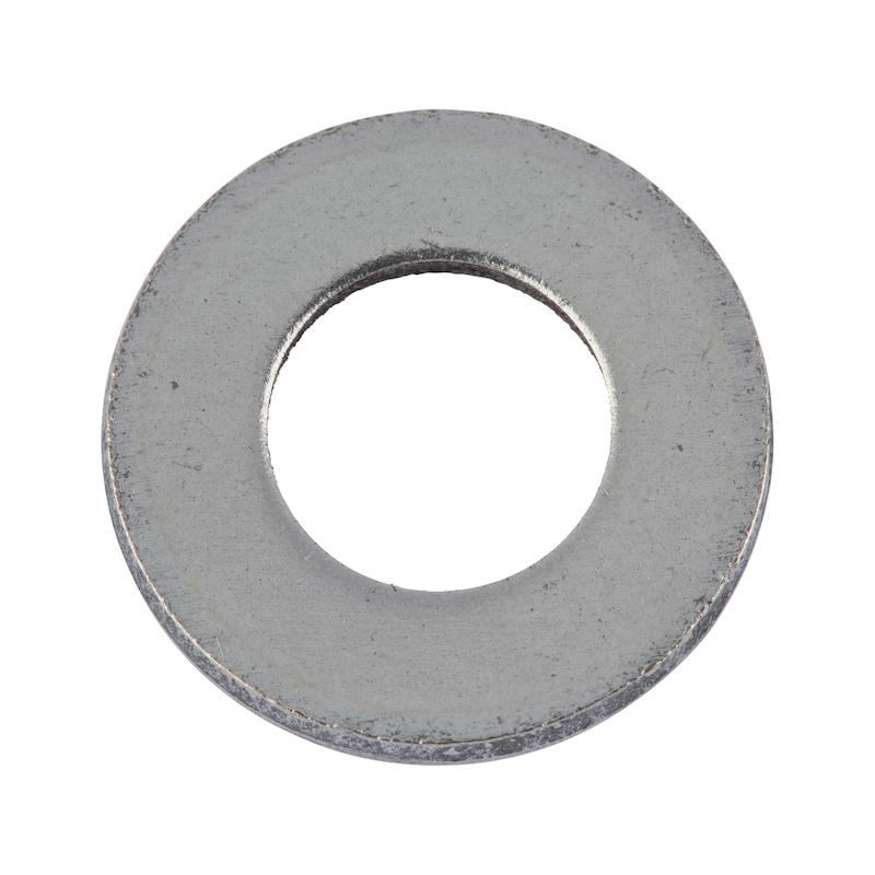 Flache Scheibe ohne Fase - 1