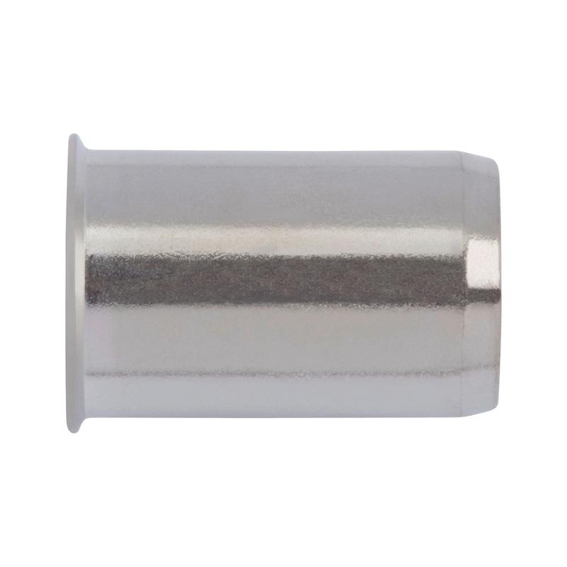 Einnietmutter kleiner Senkkopf - 1