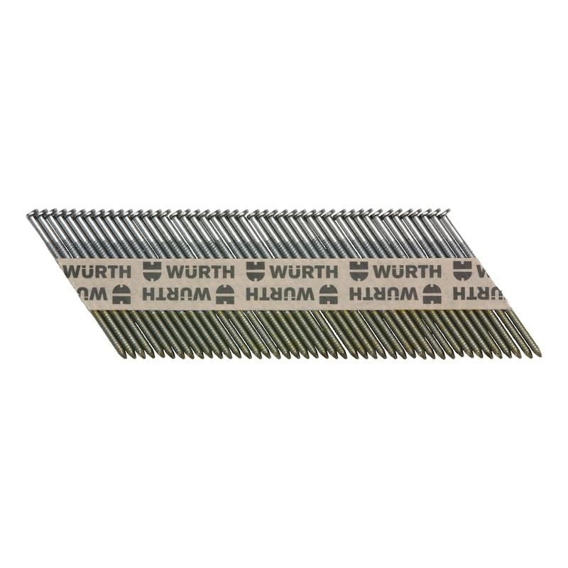 Halbkopf-Streifennägel ASN - NGL-AN5090-HRDKPF-GRLT-2,8X80