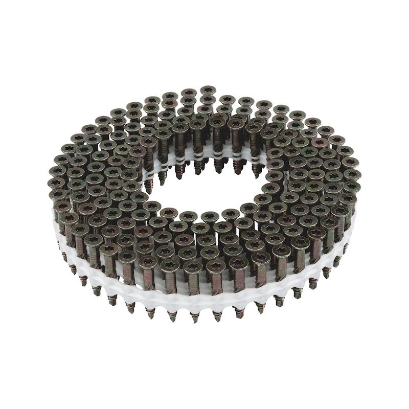 Bohrschraube Senkfräskopf mit AW-Antrieb, magaziniert pias<SUP>®</SUP> - 1