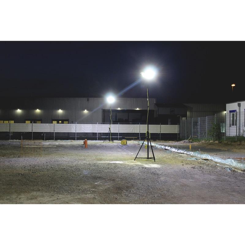 LED-Großflächenleuchte WGL 2 360° 80000 Lumen - LEUCHT-LED-360GRD-560W-80000LUMEN