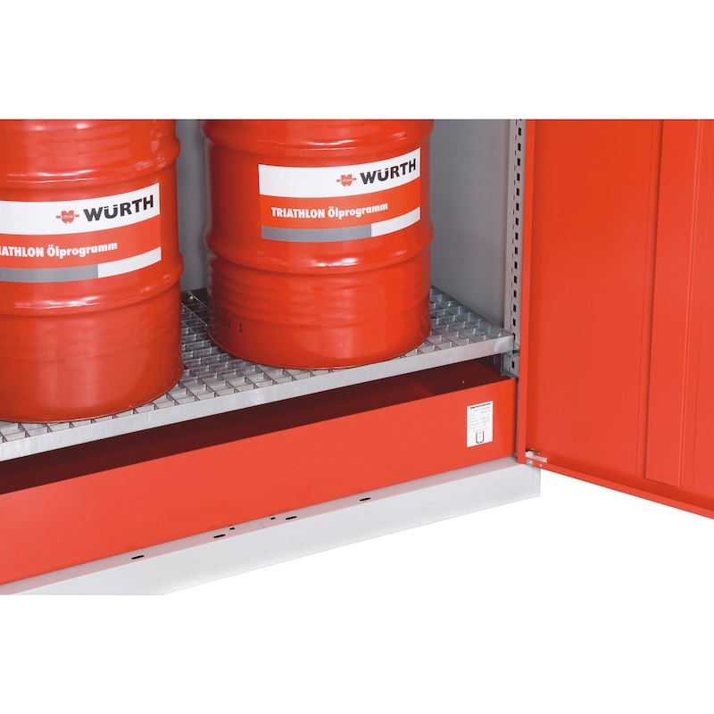 Ölschrank - UMWSHRNK-OEL-R7035/R3020