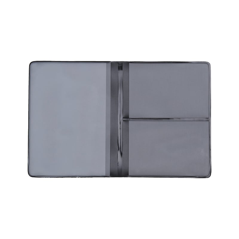 Plastic driving licence wallet - 2