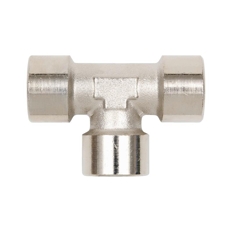 Druckluft-Mehrfachverteiler T-Stück