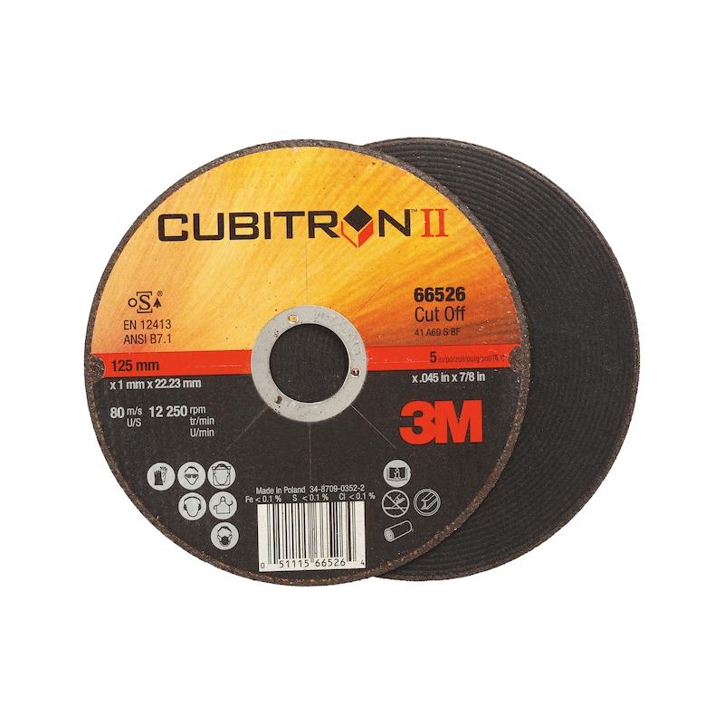 Trennscheibe  3M Cubitron II - 1