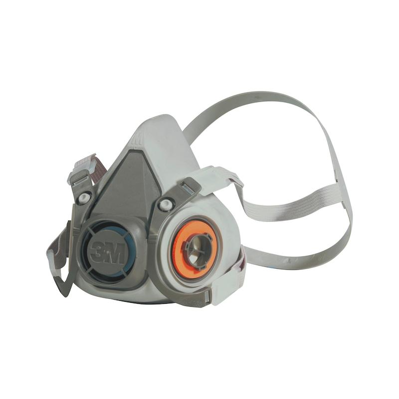 Half face mask 6000 series Plus 3M