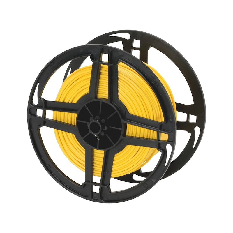 Vehicle line FLRY - VEHCBL-FLRY-REEL-YELLOW-0,5SMM