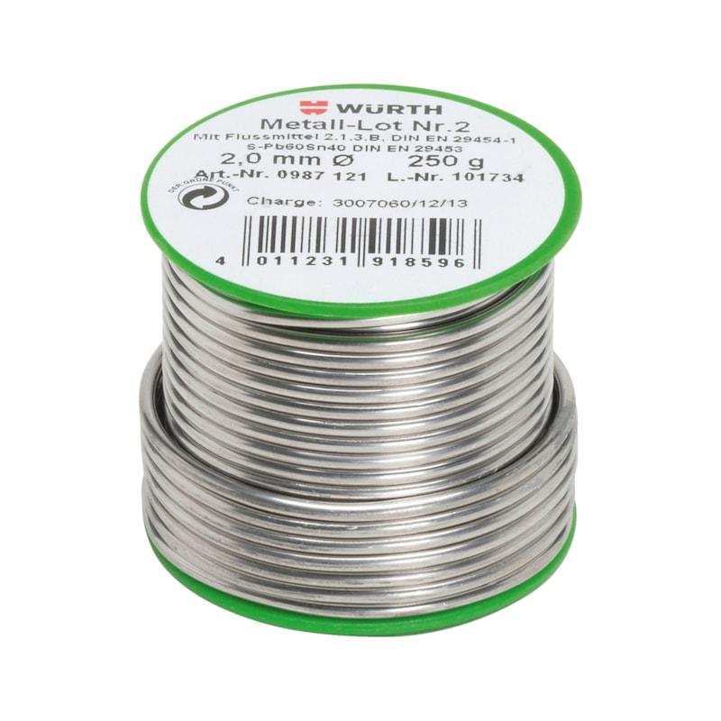Lut metalowy nr 2 - LUT 250G