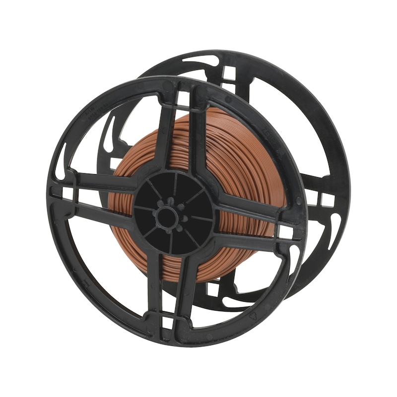 Vehicle line FLRY - VEHCBL-FLRY-REEL-BROWN-0,75SMM