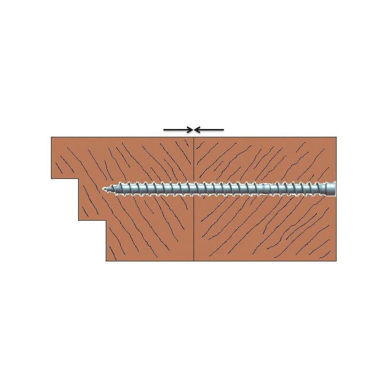 ASSY<SUP>®</SUP> 3.0 FKS Fensterkonstruktionsschraube - 3