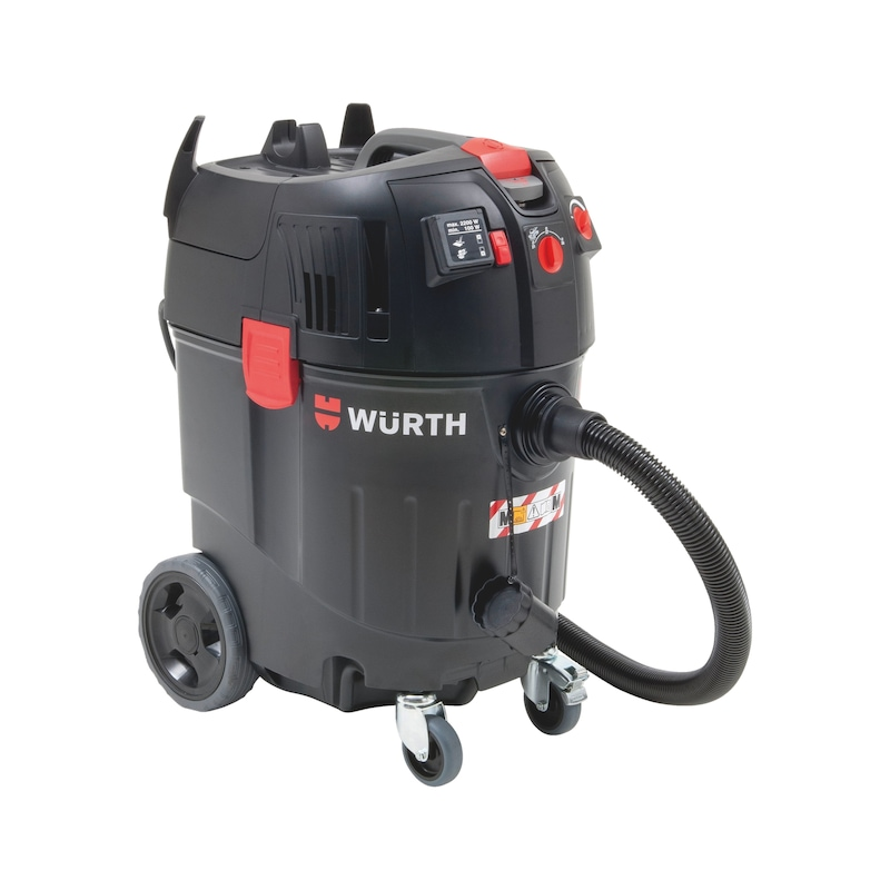 Industrial wet and dry vacuum cleaner ISS 45-M automatic - 1