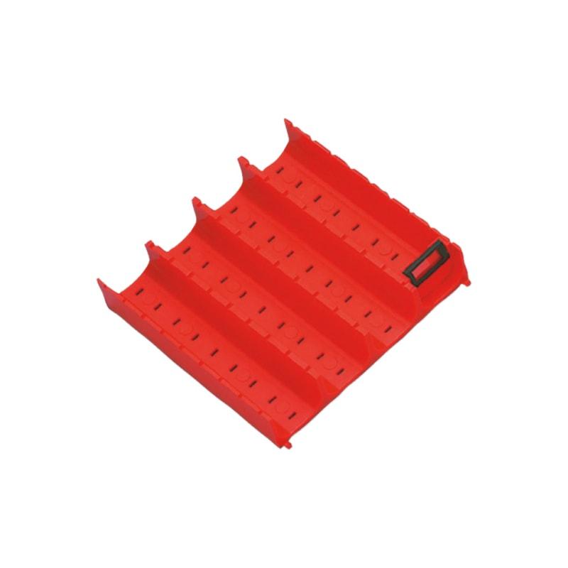 Muldenplatte - ZB-MULDENPL-SLSHRNK-4TLG-150X150X29