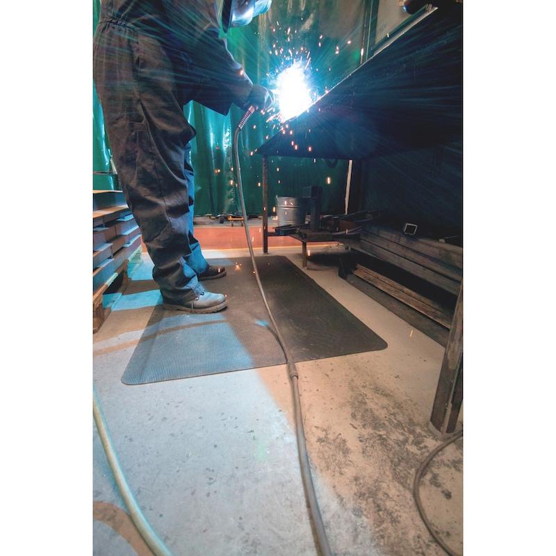 Anti-Ermüdungsmatte für Schweißarbeitsplätze Meterware - 0