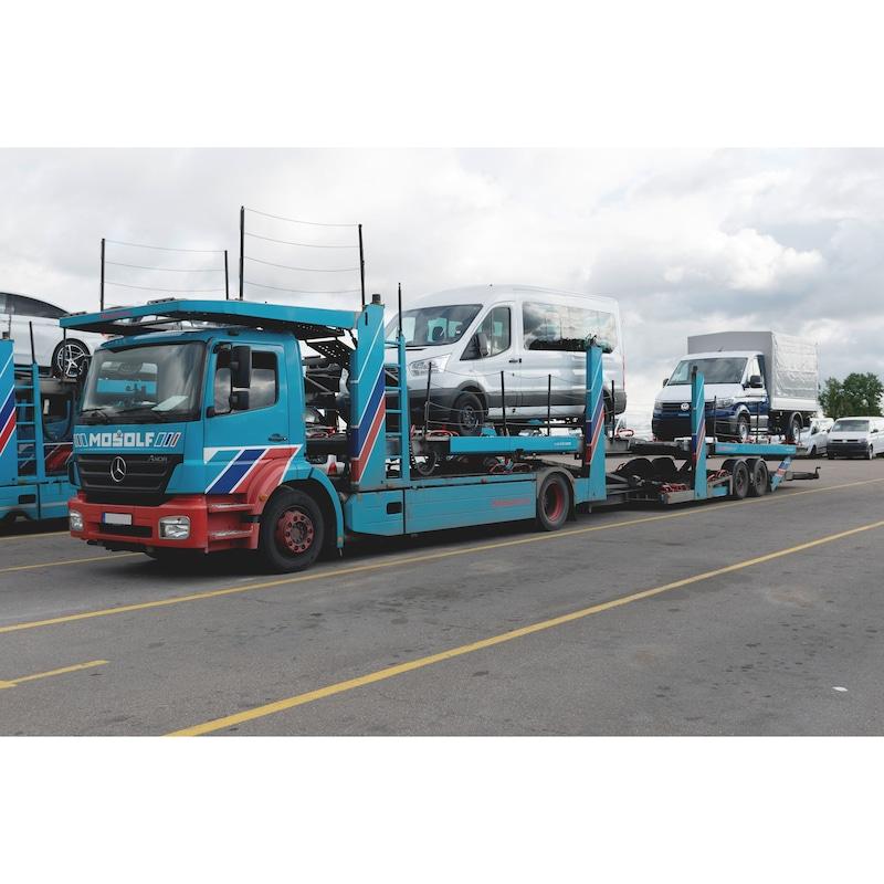 Ratschenzurrgurt für Autotransporte - 4