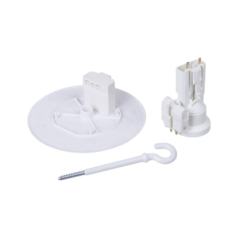 Kit DCL Ø 120 mm pour boîte point de centre