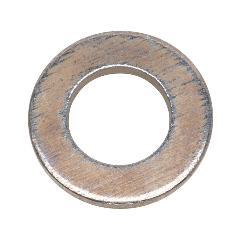 Flache Scheibe ohne Fase - SHB-ISO7089-200HV-(ZNSH)-D5