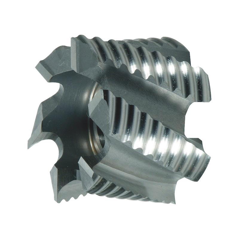 Walzenstirnfräser HSCo DIN 1880 Typ NR - 1