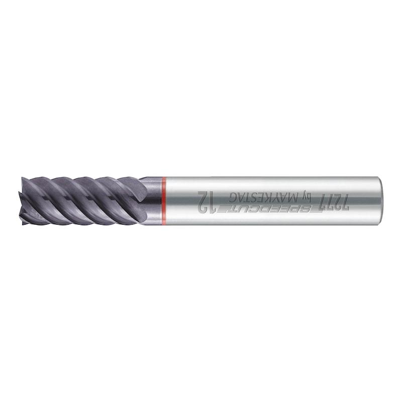 Schaftfräser VHM Speedcut, Ultra hard steel 68 HRC, DIN 6527L, lang - 1