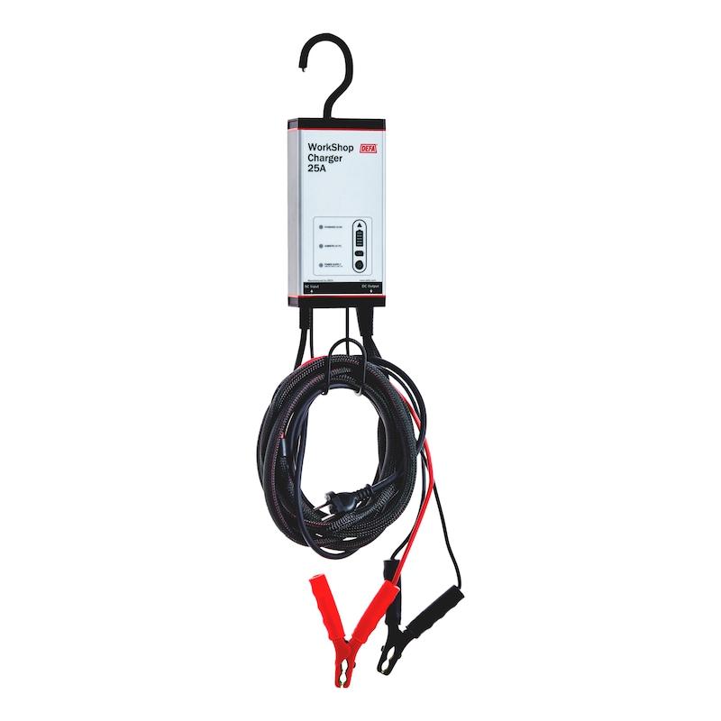 Batterilader DEFA - DEFA WORKSHOPCHARGER 25A