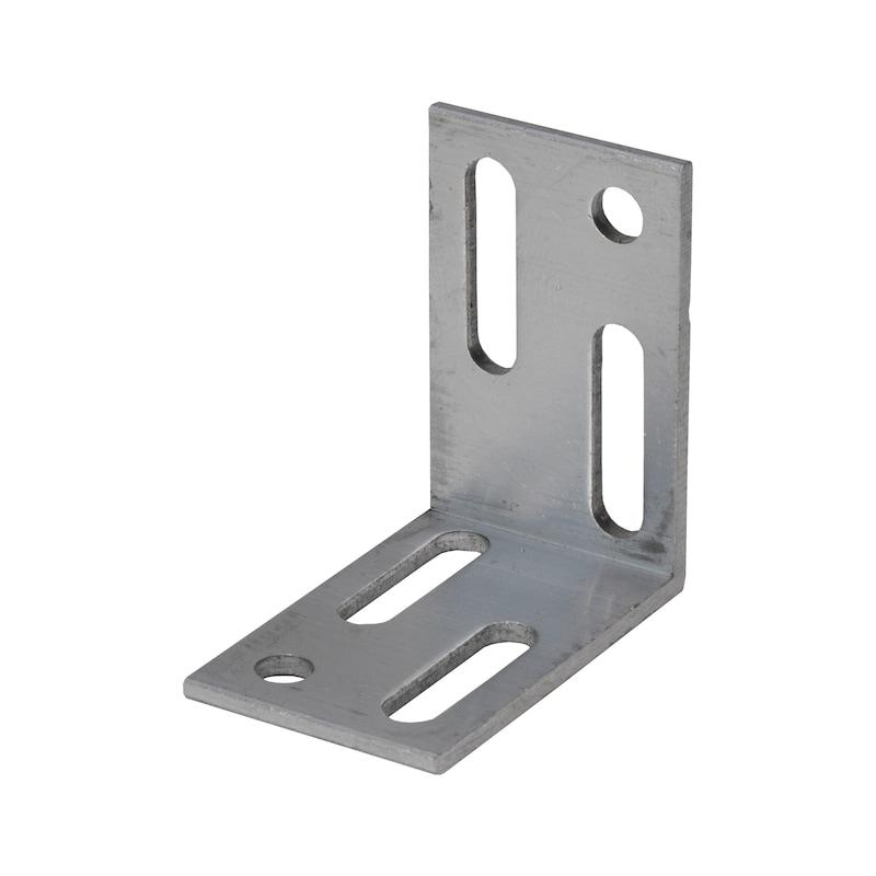 Winkel für Terrassenprofil - ZB-WINKEL-TERASSTUETZ-ALU-40X25X40MM